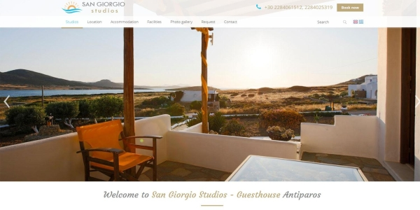 San Giorgio Studios - Touristic websites